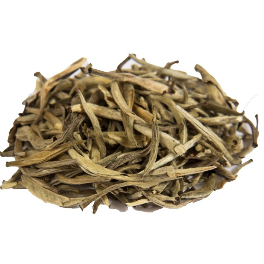 "Белый  чай ""Серебряные иглы (Бай Хао Инь Чжень)"""
