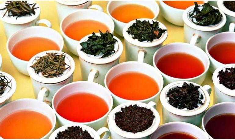 «Путеводитель» по классификации чая.