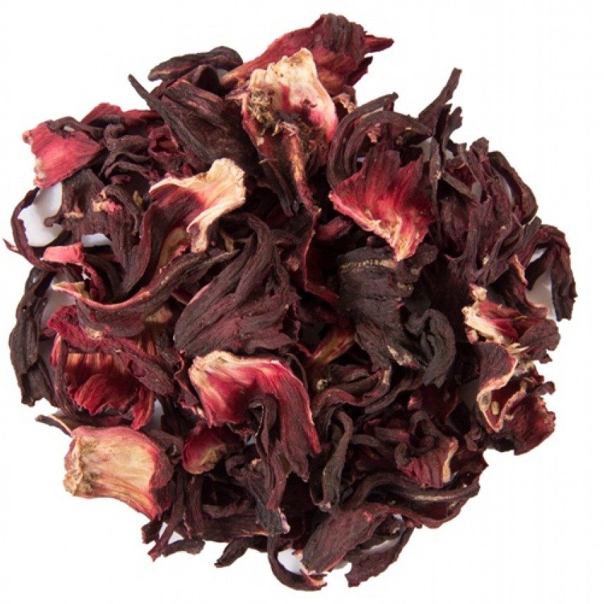 """Цветочный чай """"Гибискус"""" (Каркаде, Суданская роза)"""