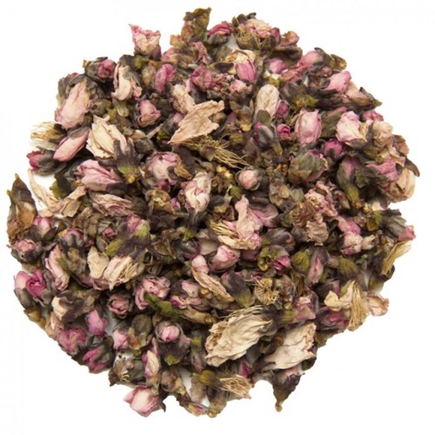 """Цветочный чай """"Белый Персик"""" бутон"""