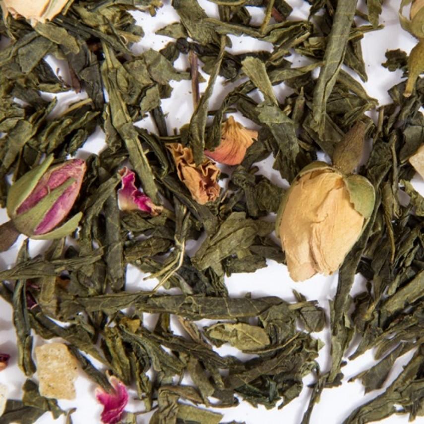"""Зеленый  чай """"Сады Изумбара"""""""