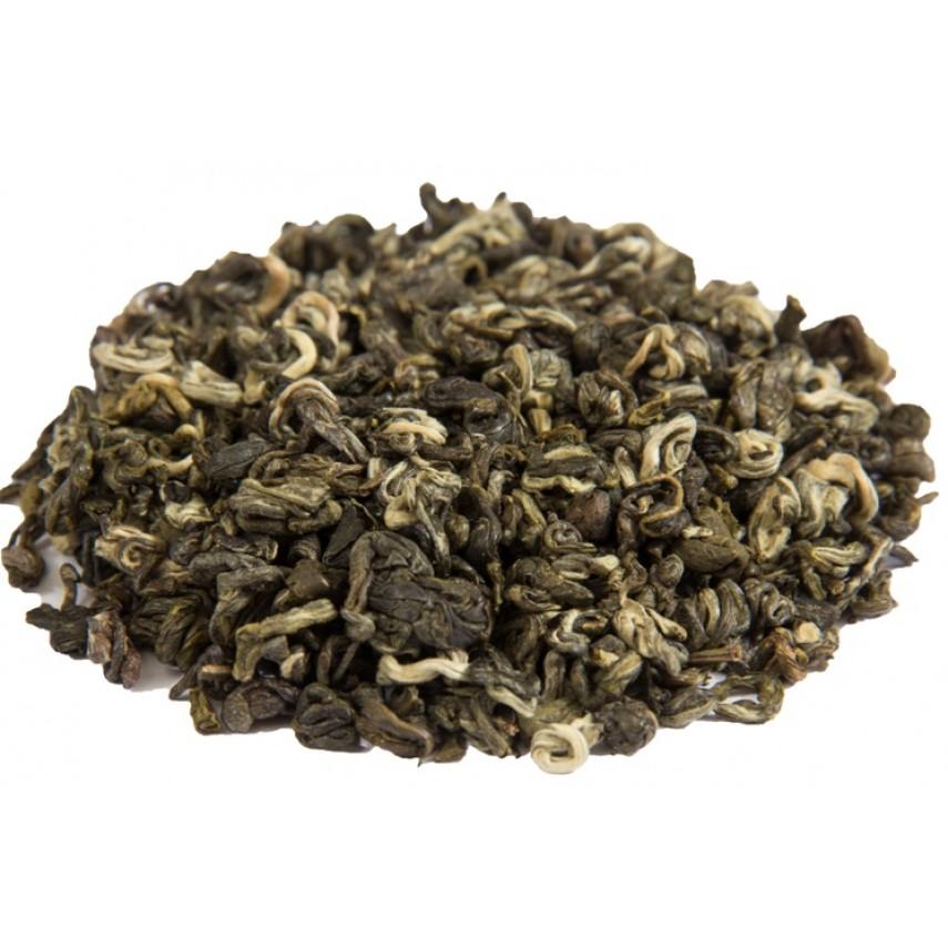 """Зеленый  чай """"Зеленая улитка"""""""