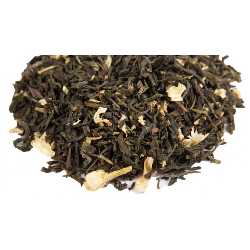 """Зеленый  чай """"Зеленый с жасмином"""""""